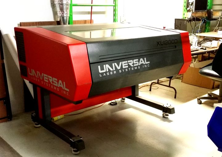 ULS XL-12000 Red Laser Cutter onsite.jpg