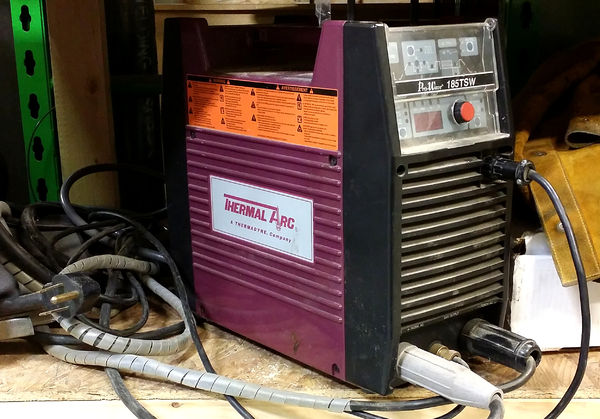 Thermal Arc Pro-Wave 185TSW TIG Welder.jpg